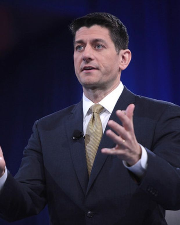 House GOP Elects Paul Ryan To Stay As Speaker Promo Image