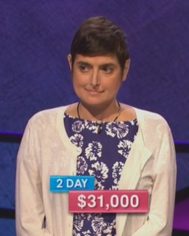 'Jeopardy!' Contestant Raises $100K For Cancer Research (Photo) Promo Image