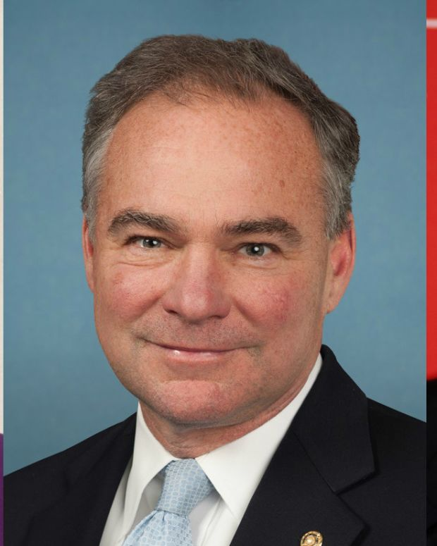 Clinton Should Not Pick Kaine As VP Promo Image