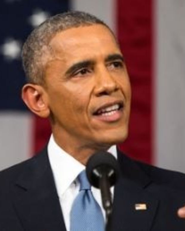 Obama's Approval Rating Hits Highest Level Since 2009 Promo Image