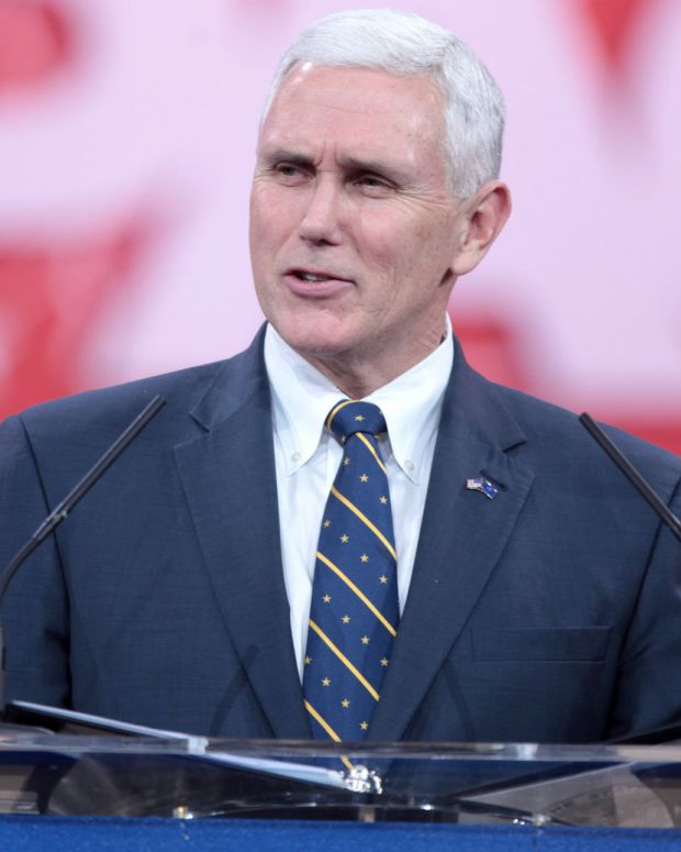 Students To Walk Out During Pence Graduation Speech Promo Image