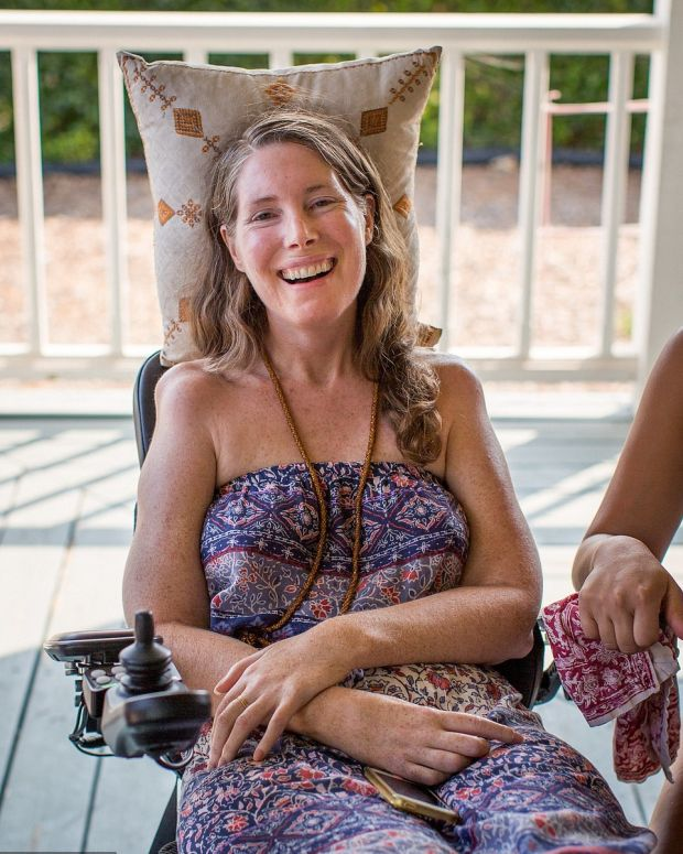Woman Holds End Of Life Party Before Killing Herself Promo Image