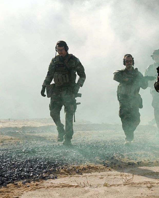 SEAL Team 6 Training For Attack On Kim Jong-Un Promo Image