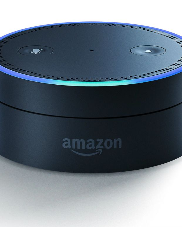 Amazon's Alexa Won't Say If She Is Connected To CIA (Video) Promo Image