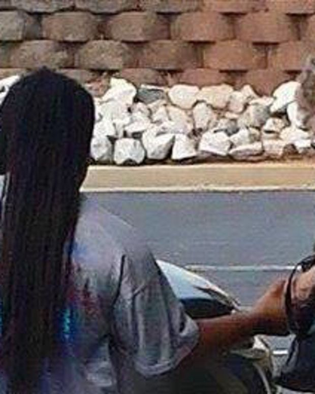 Black Man, Elderly White Woman Story Goes Viral (Photo) Promo Image