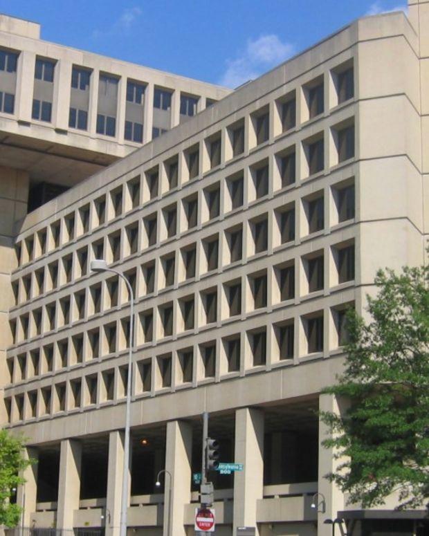 Report: Trump Cancels FBI Visit, No Warm Greeting Promo Image