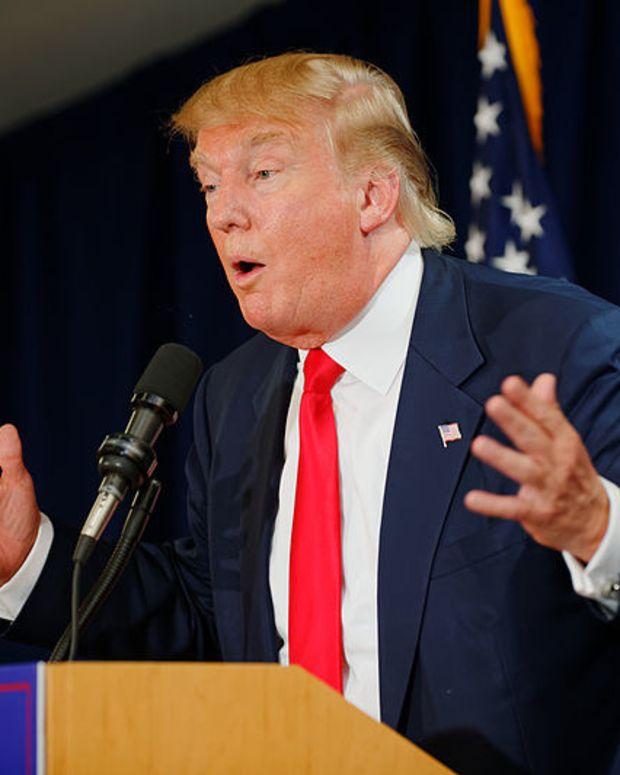 Donald Trump Does Something Unprecedented  Promo Image