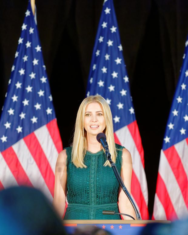 Ivanka Trump Billboard Causes Ethics Violation Concerns (Photo) Promo Image