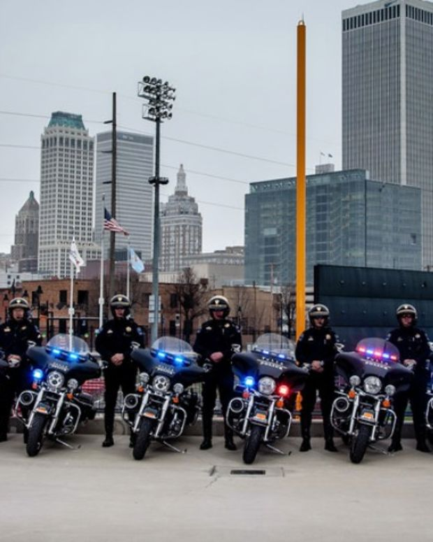 Did Cop Reality Show Leave Tulsa Over Racial Profiling? (Video) Promo Image