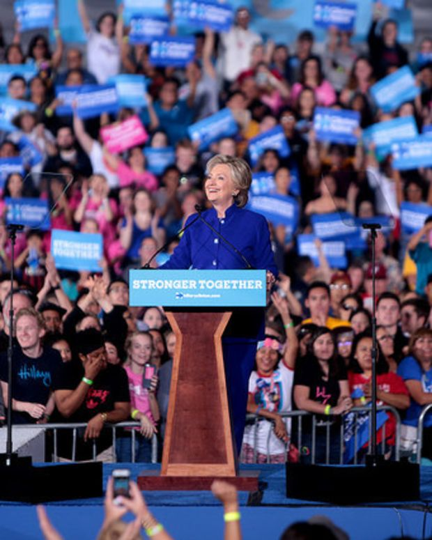 GOP Healthcare Bill Would Favor Clinton Voters Promo Image