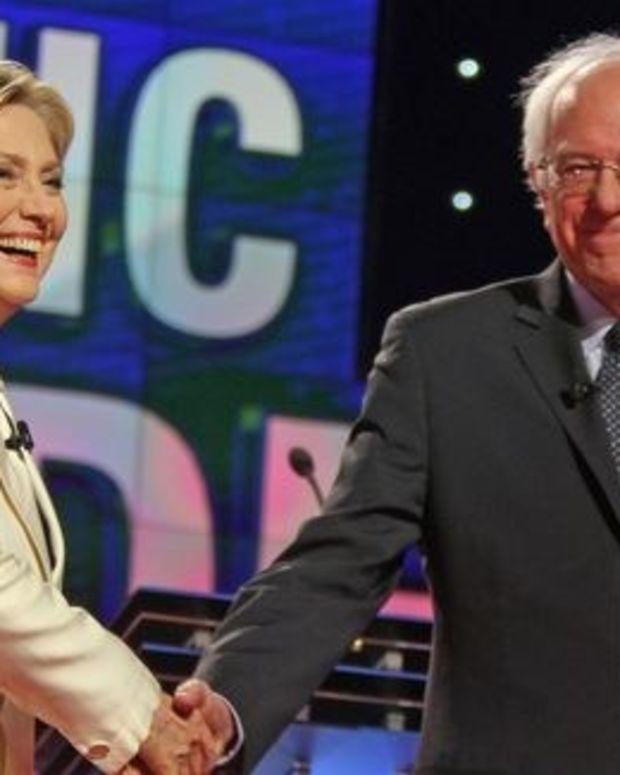 Bernie Sanders' Movement Is Over Promo Image