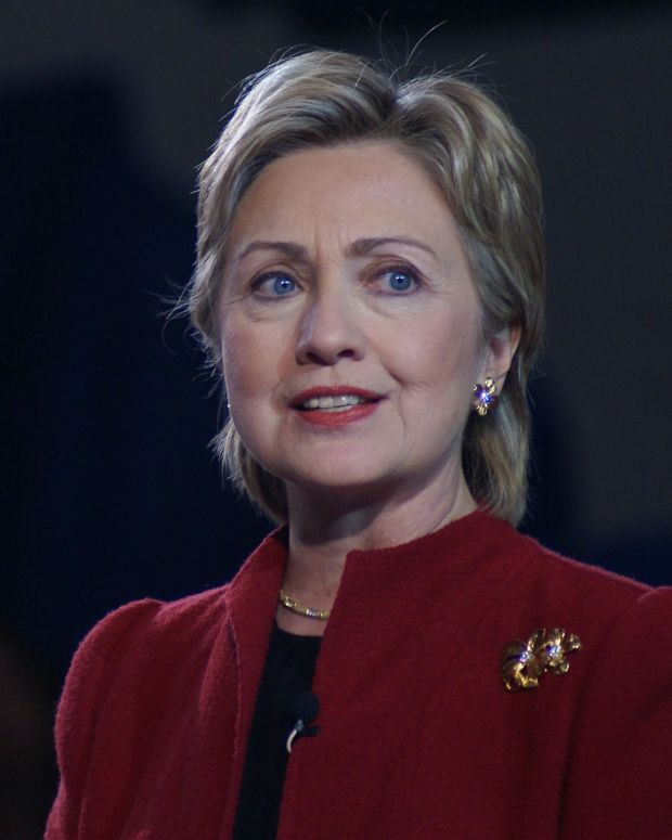Hillary To Obama After Election Loss: 'I'm Sorry' Promo Image