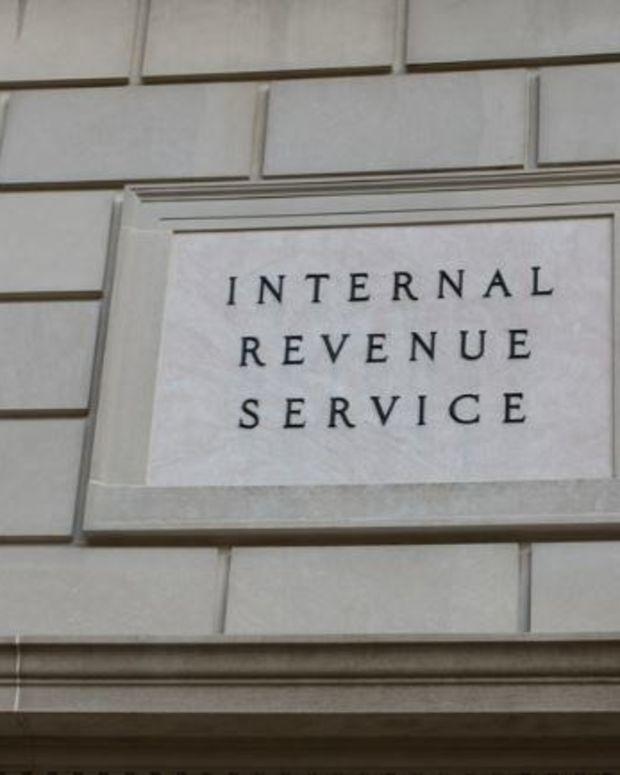 IRS Targeting Those Not On Obamacare Promo Image