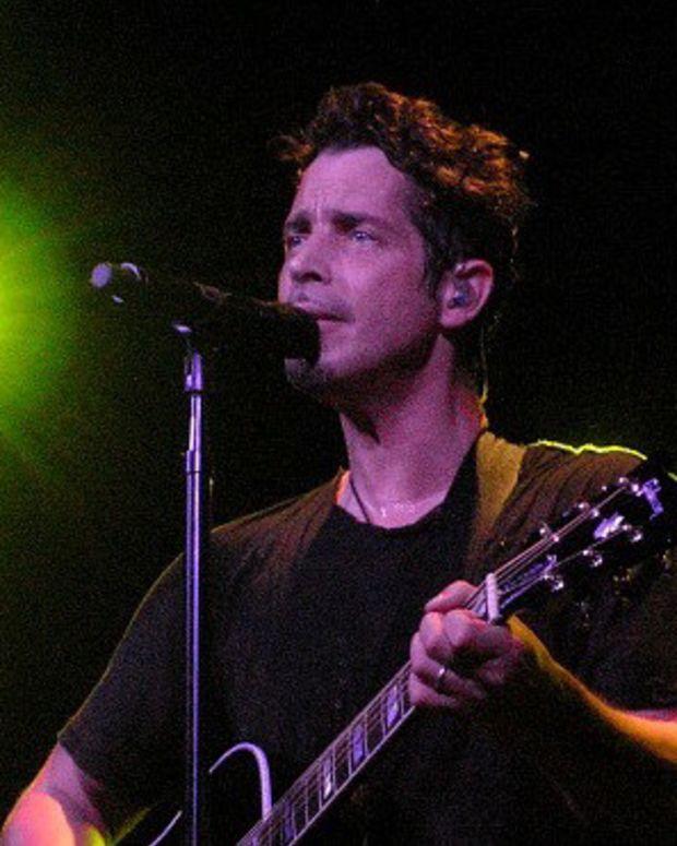 BREAKING: Soundgarden Singer Chris Cornell Dead Promo Image
