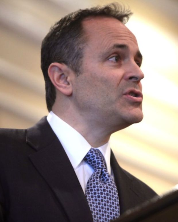 Kentucky Governor: Walk And Pray To Stop Violence (Video) Promo Image