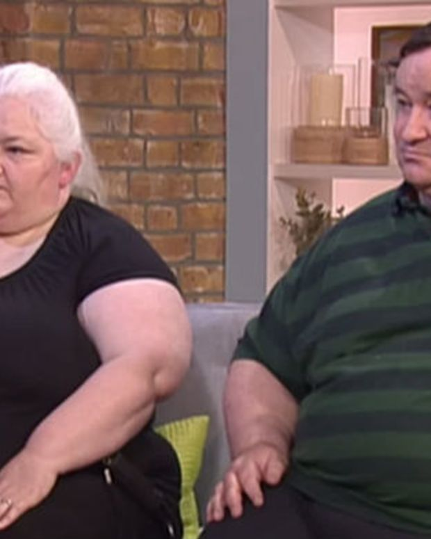 Obese Couple Scams Money From Taxpayers (Video) Promo Image