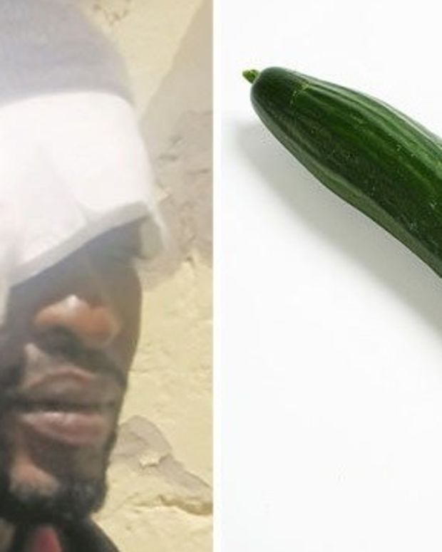 Shocked By Groom's 'Hairy Cucumber,' Bride Attacks Him Promo Image