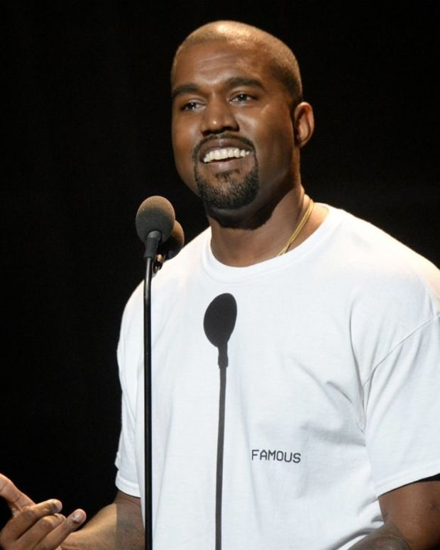 Kanye West Cancels Tour, Hospitalized For 'Exhaustion' Promo Image