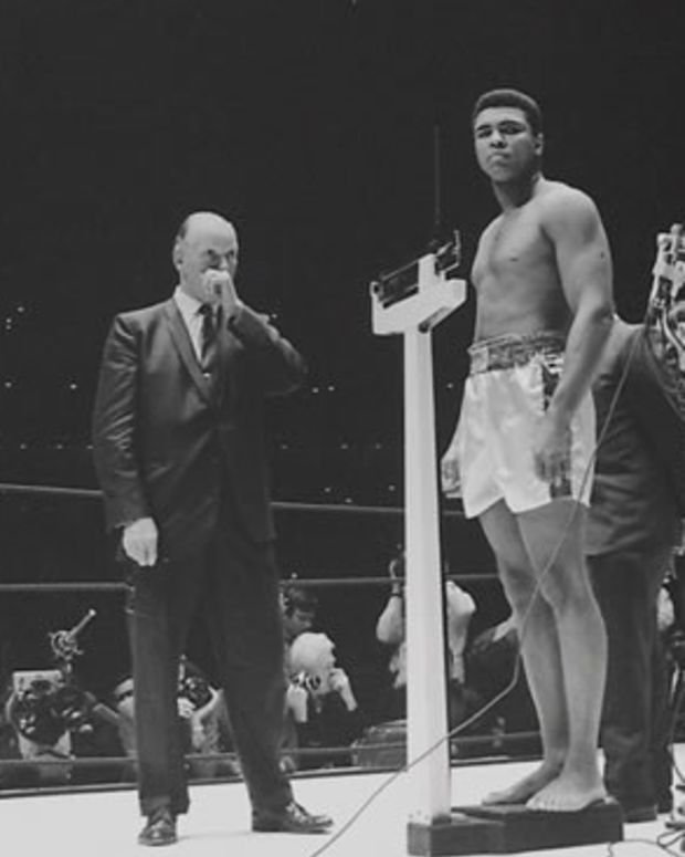 Newly Revealed FBI Documents Show Muhammad Ali Probe Promo Image