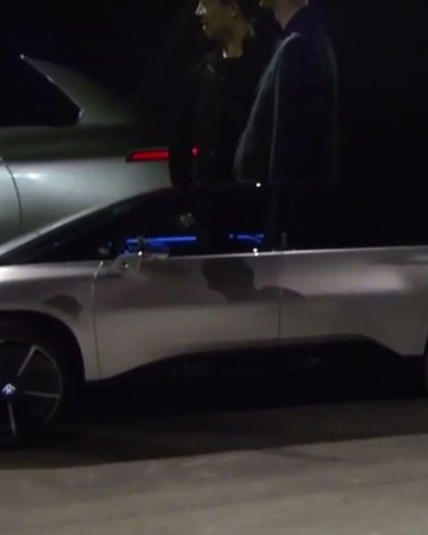 New Self-Parking Car Fails During CES Presentation (Video) Promo Image