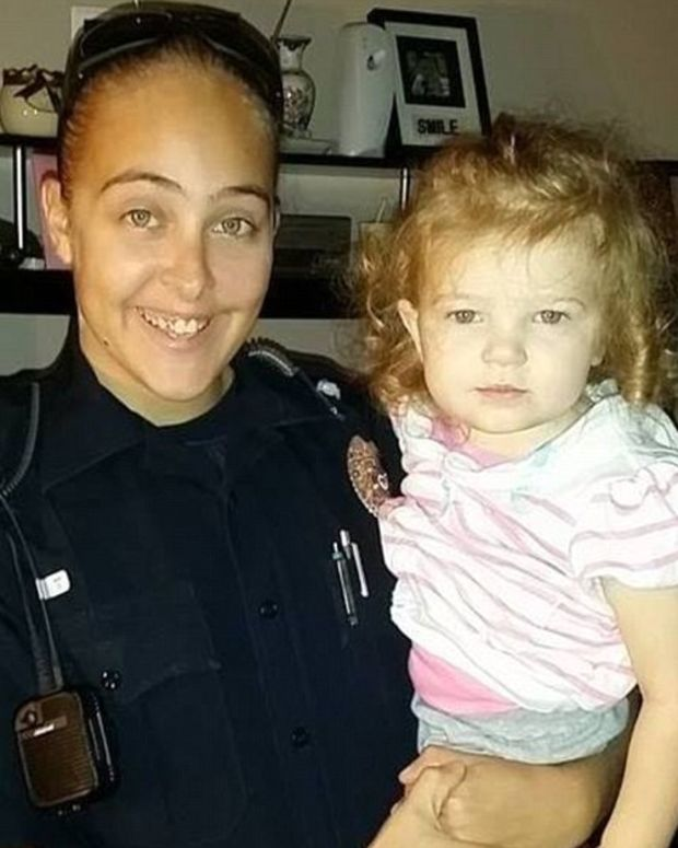 Officer Fired After Leaving Daughter In Car Promo Image