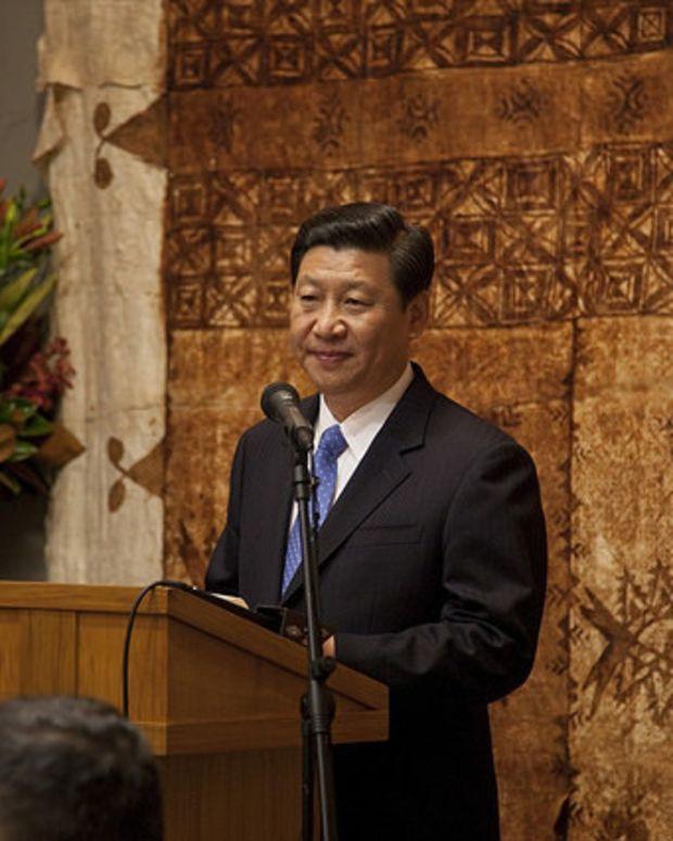 China Warns Trump Not To Be Naive On Trade Promo Image
