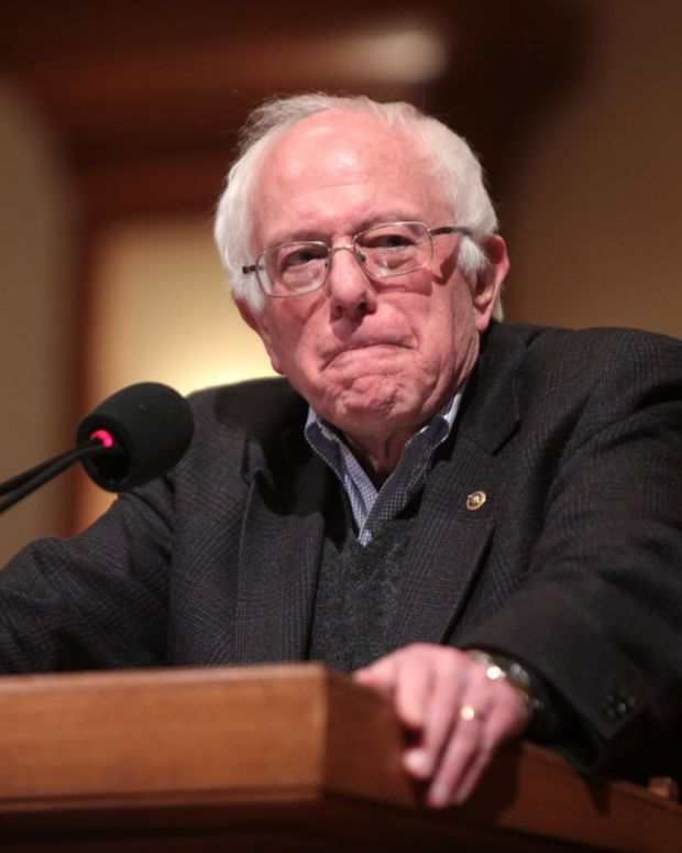 Sanders: Democrats Must Change Message To Compete Promo Image