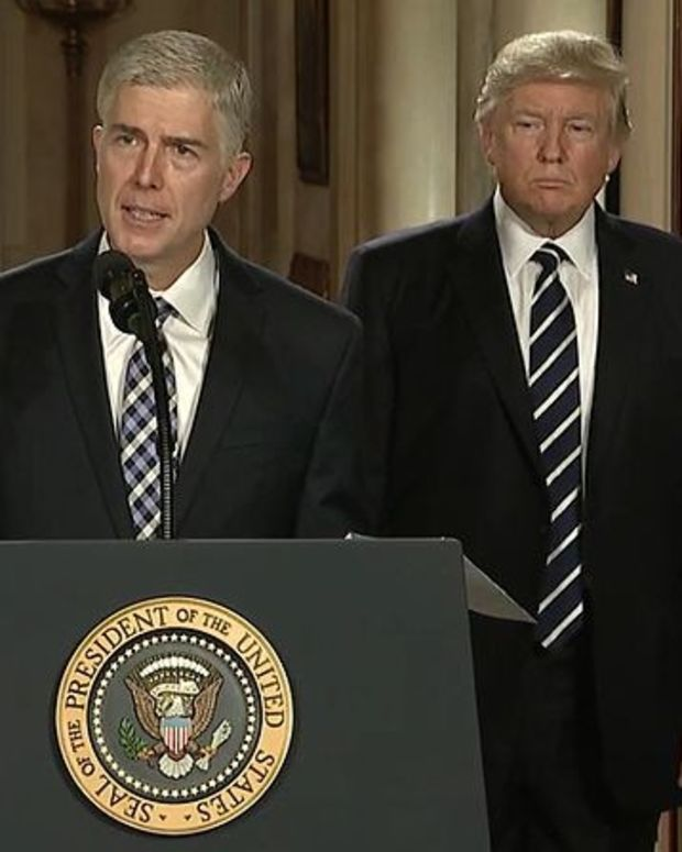Gorsuch Is Confirmed To The Supreme Court Promo Image