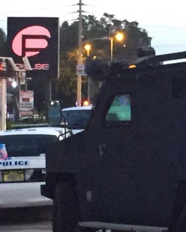 Christian Haunted House Included Orlando Massacre Scene Promo Image