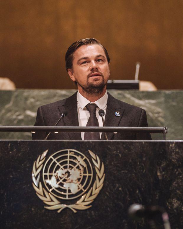 Leonardo DiCaprio's Estranged Stepbrother Shares Story Promo Image