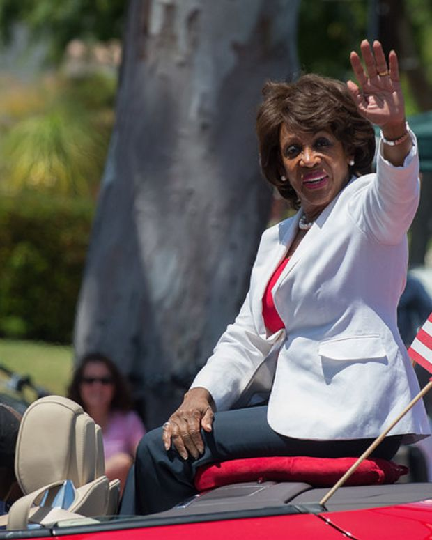 Waters: Trump And GOP Never Cared About The Poor Promo Image