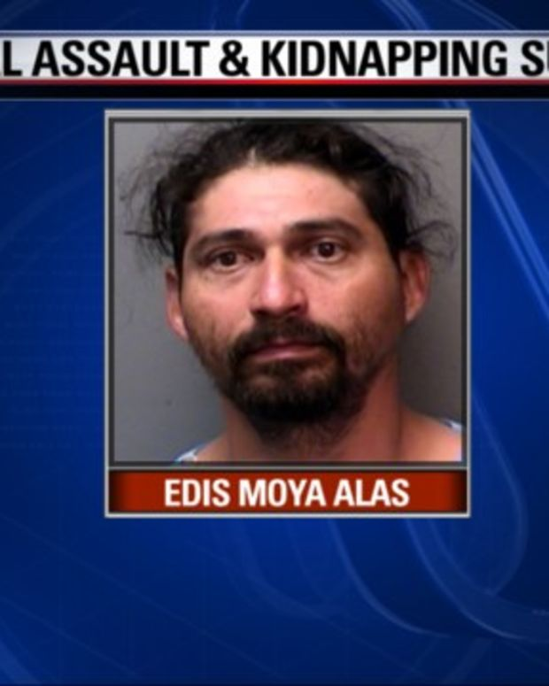 Illegal Immigrant Charged With Kidnapping And Sexual Assault (Photos) Promo Image