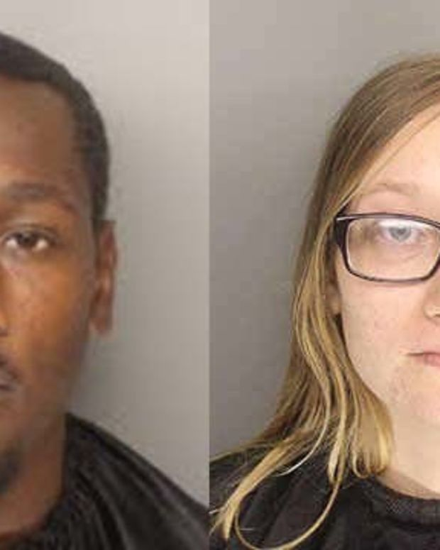 Couple Arrested For Forcing Teething Toy Into Baby's Mouth Promo Image