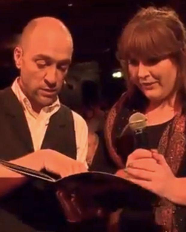 Illusionist 'Heals' People Like Faith Healers (Video) Promo Image