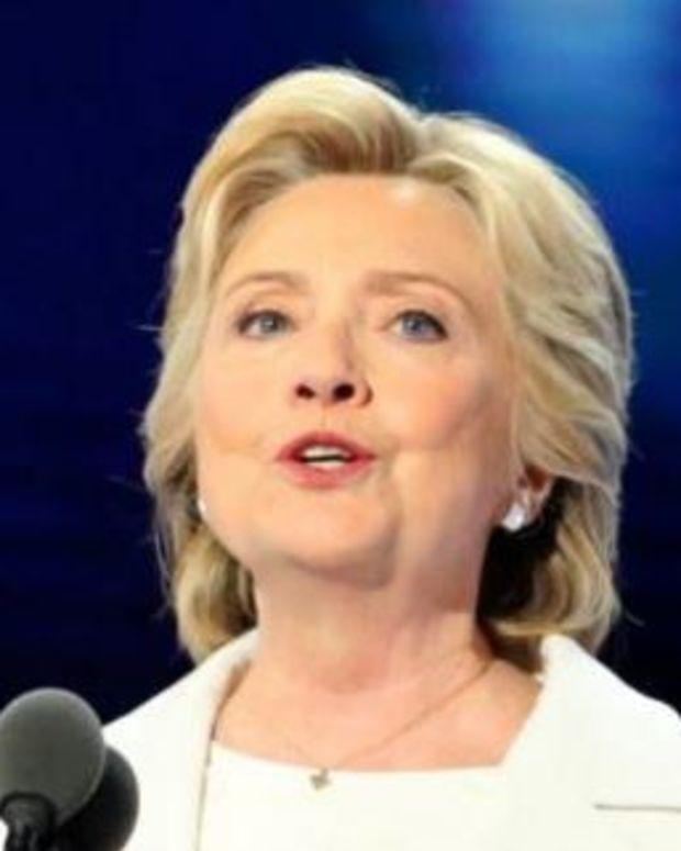 Former DNC Leader Calls For Clinton Backup Candidate Promo Image
