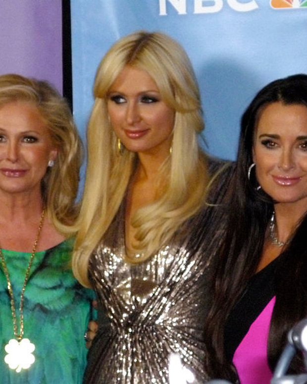 This Is Who Paris Hilton Voted For. Surprised? Promo Image