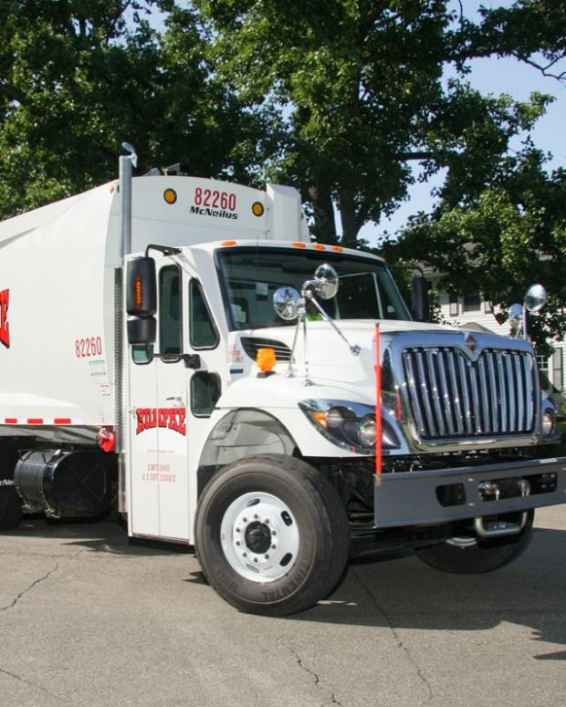 Woman Rescued From Garbage Truck Promo Image