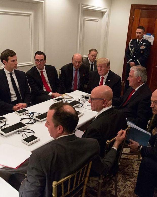 Trump Surprised How Tough President's Job Is Promo Image
