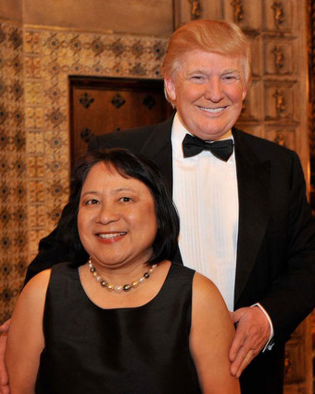 Quarter Of Trump Presidency Spent At Mar-A-Lago Promo Image