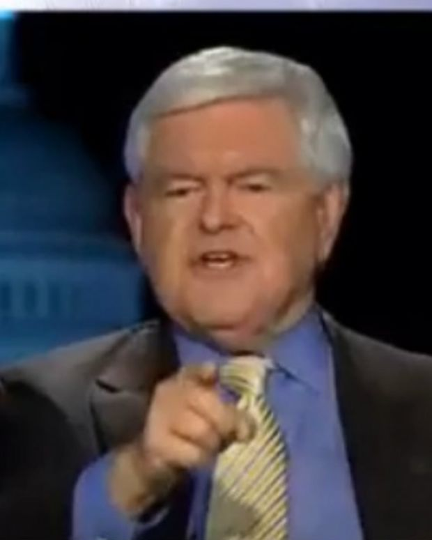Newt Gingrich Accuses Megyn Kelly Of Sex Obsession (Video) Promo Image