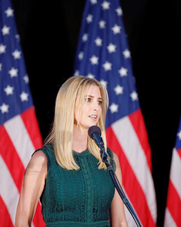 TJ Maxx And Marshalls Remove Ivanka Trump's Fashion Line (Photo) Promo Image