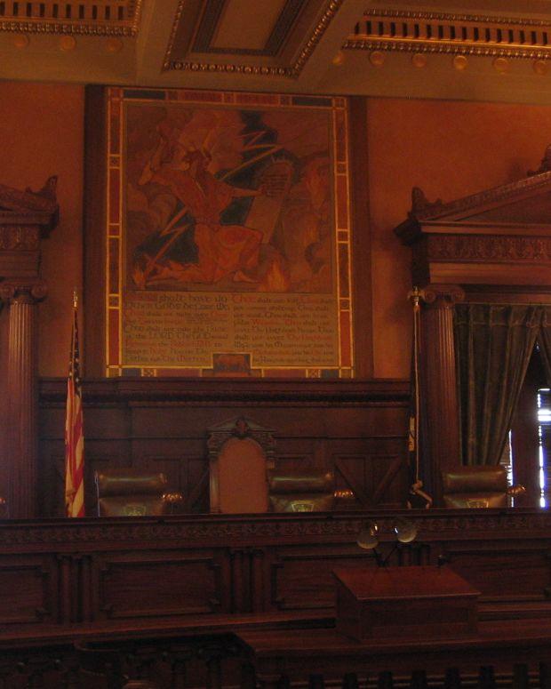 California Eliminates Statute Of Limitations For Rape Cases Promo Image