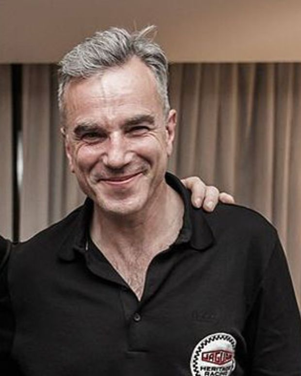 Daniel Day Lewis Retires From Acting Promo Image