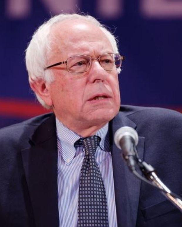 Sanders Calls Trump's Infrastructure Plan A 'Scam' Promo Image