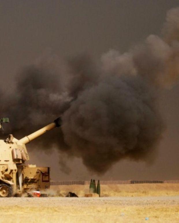 Battle For Mosul Leaves 900 ISIS Militants Dead Promo Image