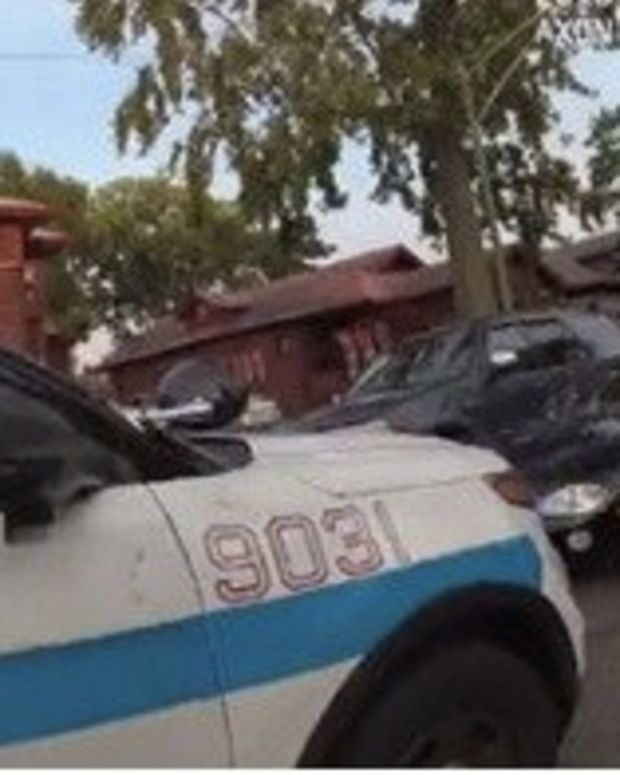 Footage Of Teenager Fatally Shot By Police (Video) Promo Image