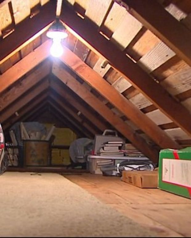 Man Finds Woman Living In His Attic Promo Image