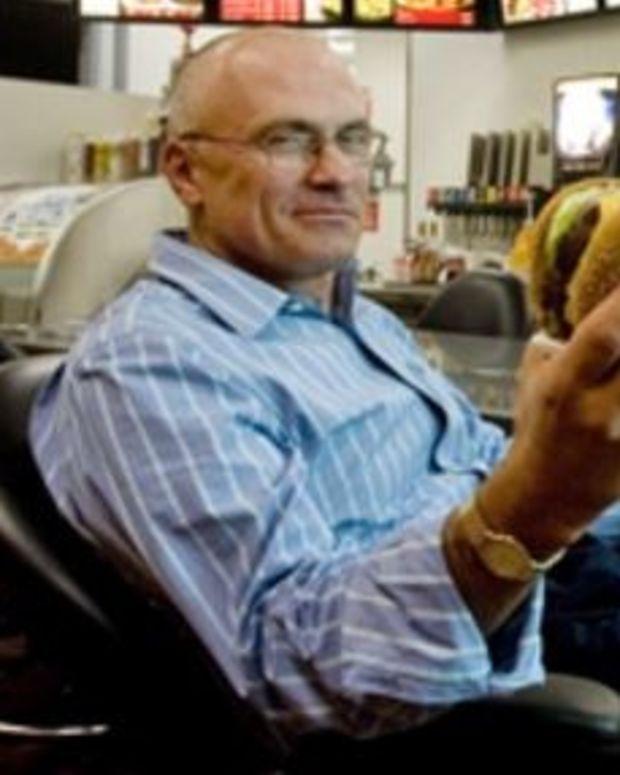 Trump To Tap Fast Food CEO For Labor Secretary Promo Image