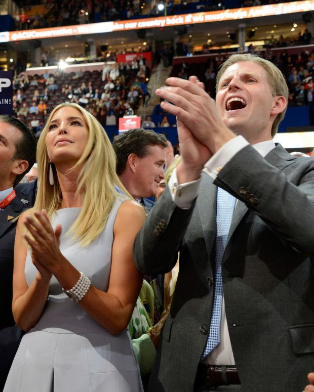Trump Sons Call Russian Investigation A 'Witch Hunt' Promo Image