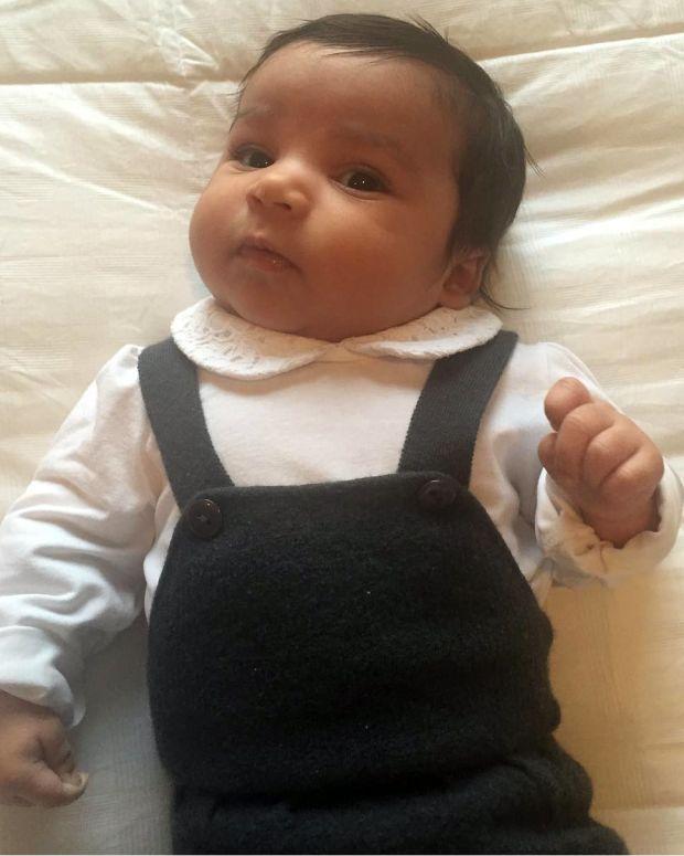 Rob Kardashian Shares Emotional Post About Daughter (Photos) Promo Image